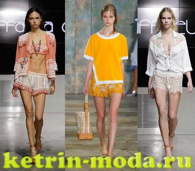 Modnye shorty vesna-leto 2017 tendencii trendy foto (15)